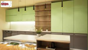 Цветна Фиеста Кухня