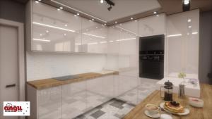 Модерна Класика Кухня