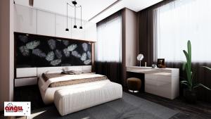 Сиви Отблясъци Спалня